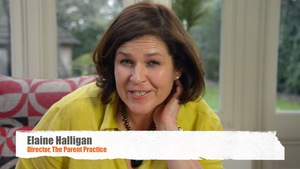 Video testimonial with Elaine Halligan