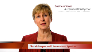 Video Testimonial from Sarah Hopwood