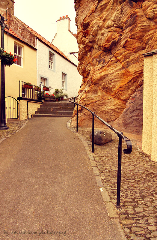 St Fillians Cave Pittenweem